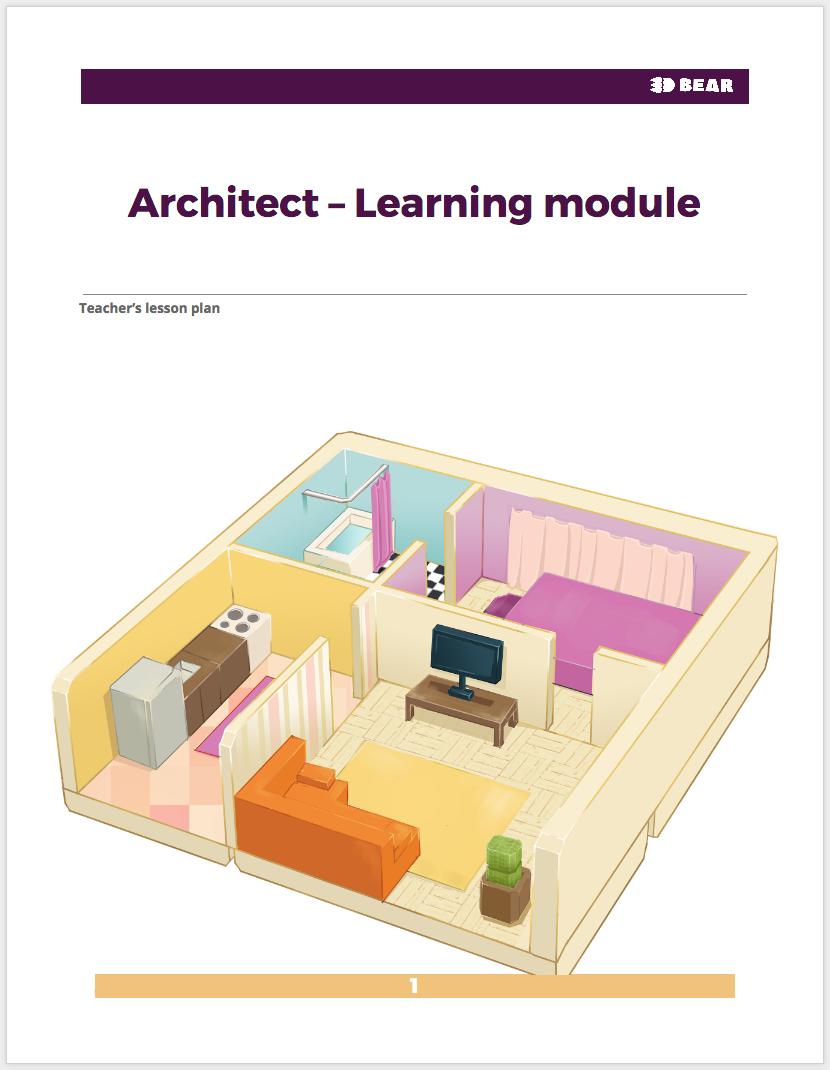 ....Arkkitehti - Oppimisympäristö..Arkitekt - Utbildningsmodul..Architect - Learning module....
