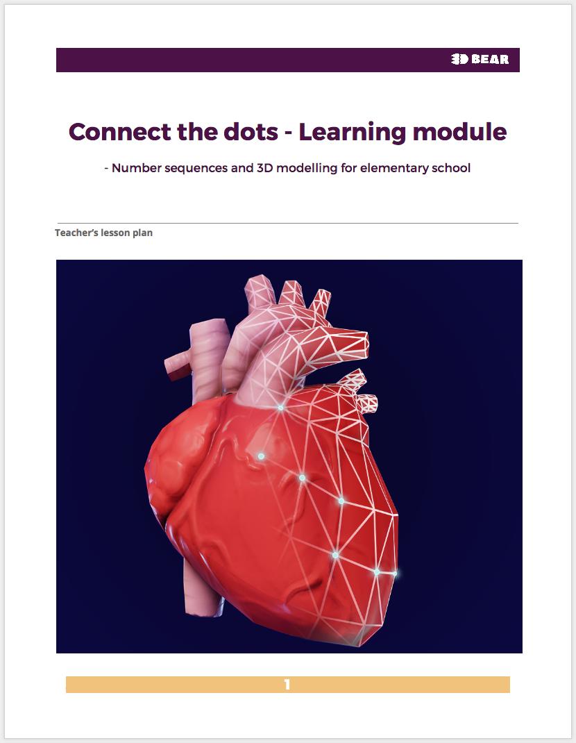 ....Yhdistä pisteet - Oppimisympäristö..Anslut prickar - utbildningsmodul..Connect the dots - Lesson plan....