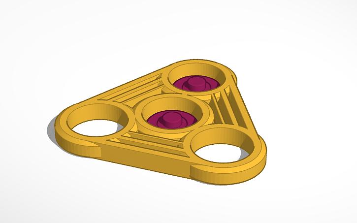 3DBear spinner 3