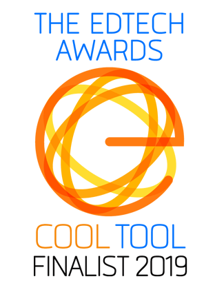 Finalist of The EdTech Awards 2019.