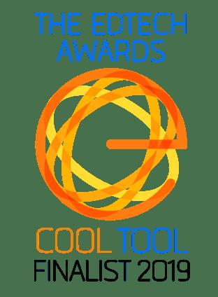 Finalist of The EdTech Awards 2019.