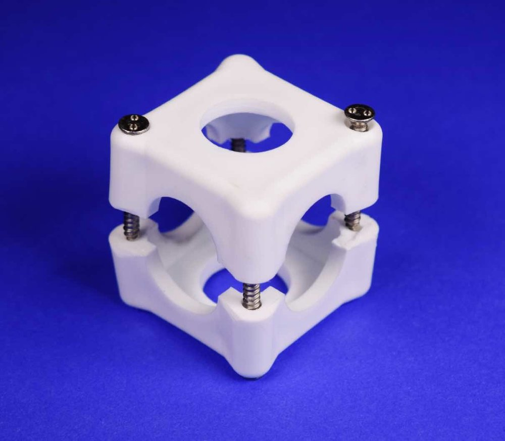 TubeCube Exploded View