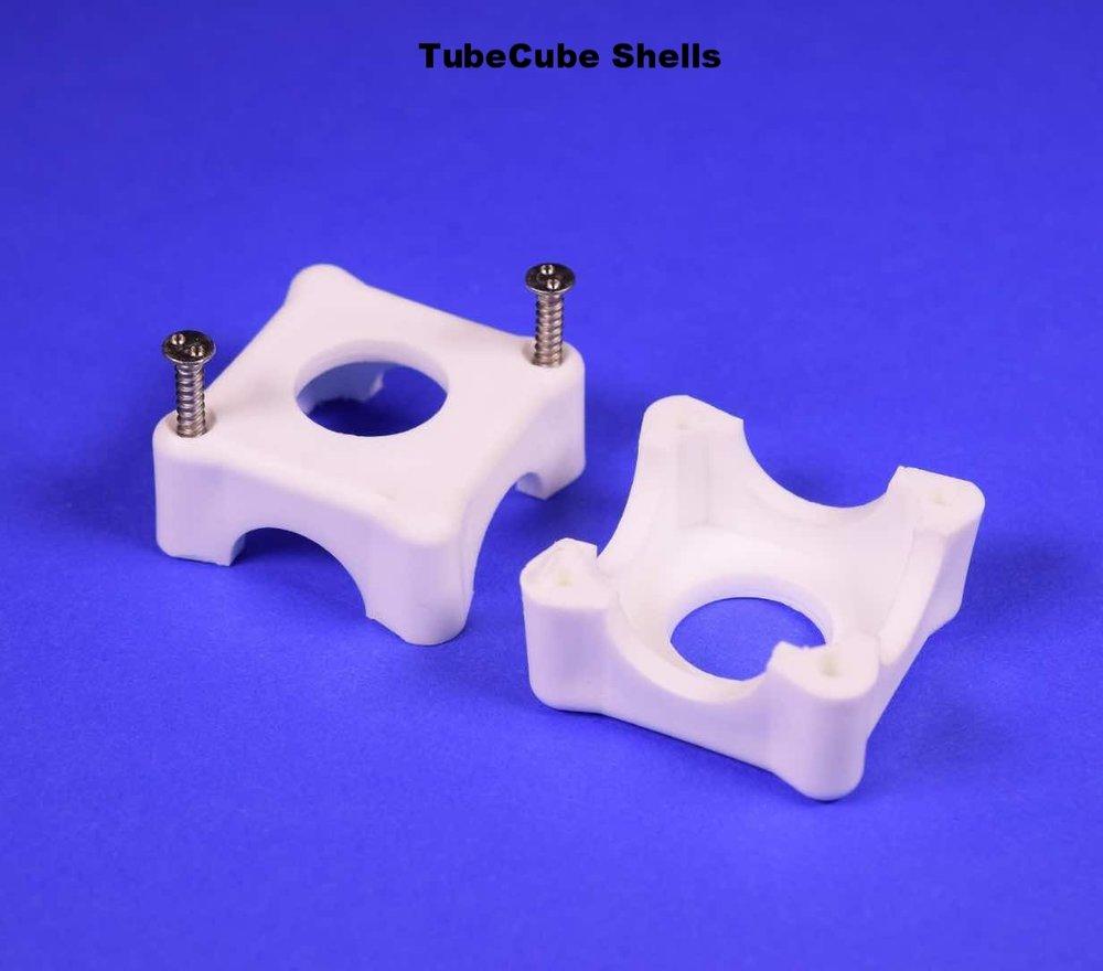 TubeCube in 2 Pieces