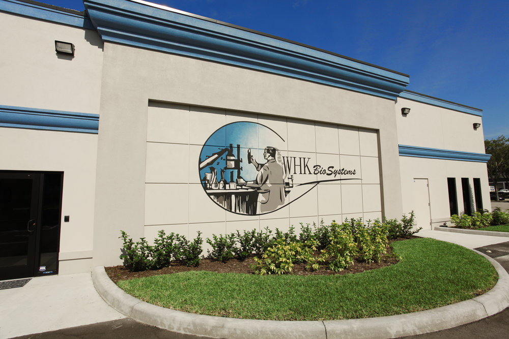 WHK Headquarters, Clearwater, Florida