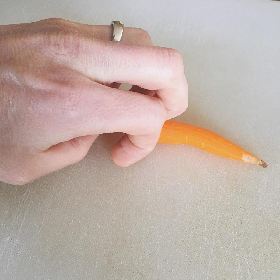 hide those delicate fingertips -