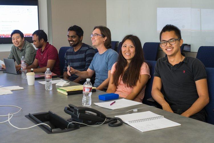 Graduate Student Meeting