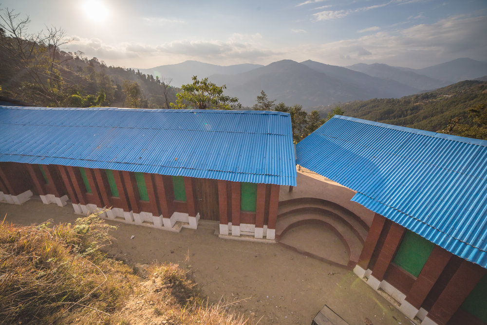 The Siddhartha Primary School - Bimire, NepalCompleted July 2016