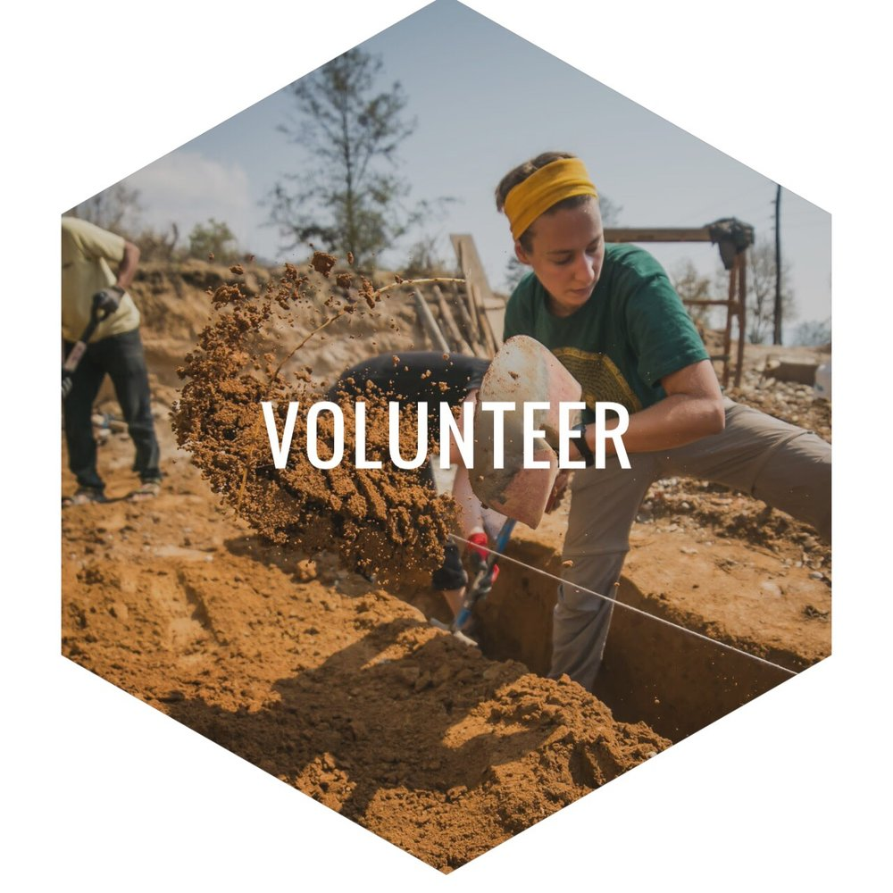 Join our team of international volunteers on the ground in Nepal. Immerse yourself in  a new culture and make a difference.