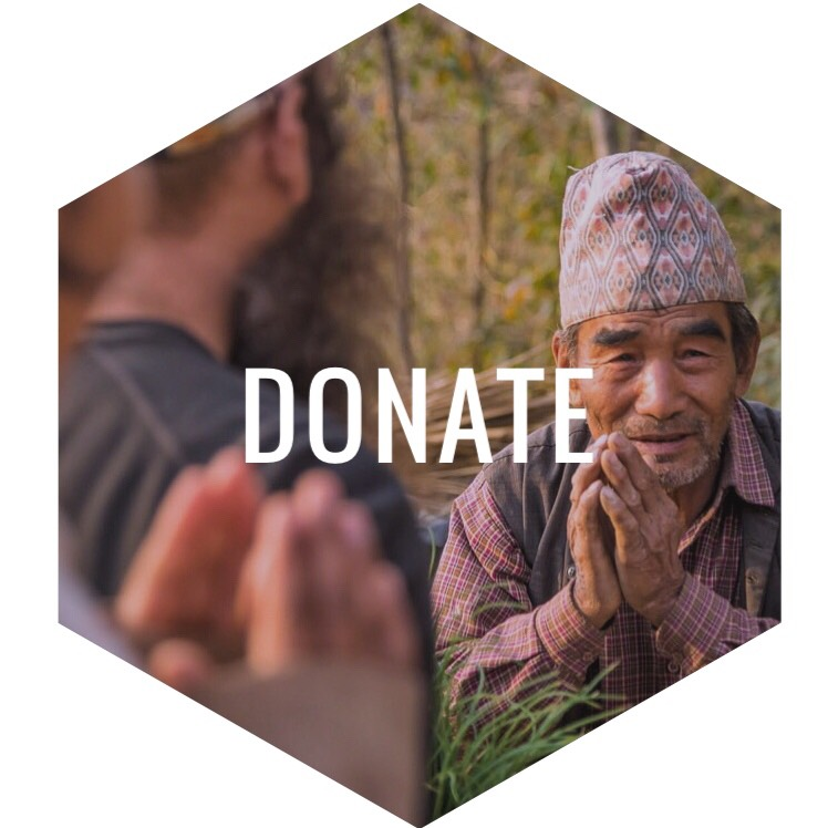 Support our rebuilding, sustainable agriculture, and education projects from home. We are proudly a grassroots-funded organization.