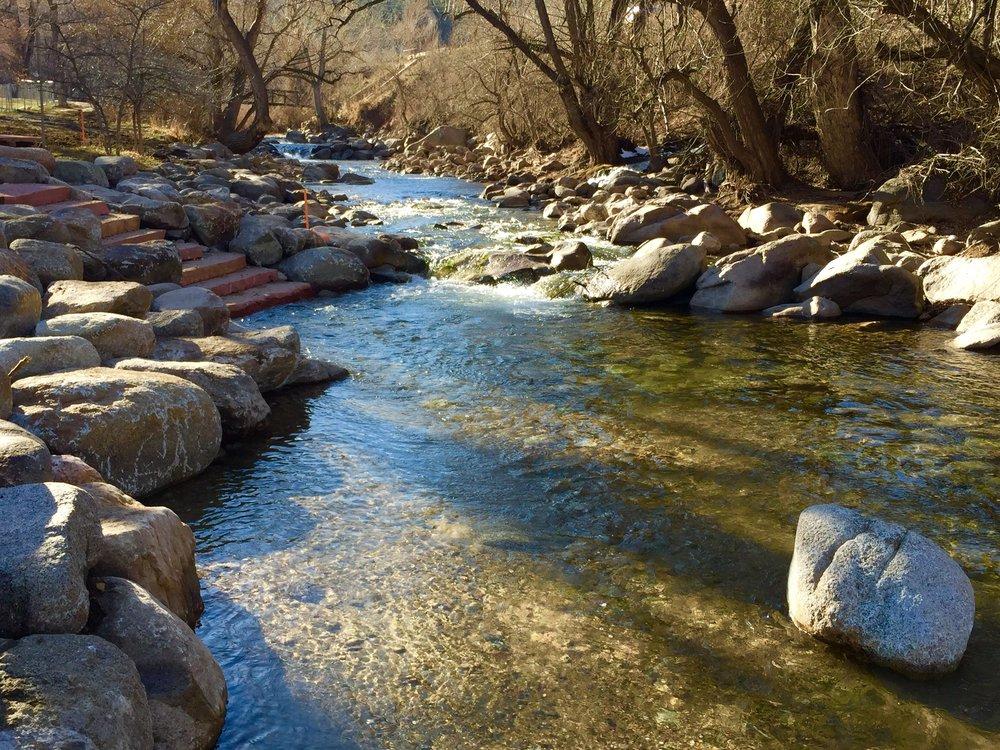 Eben G. River bank.jpg