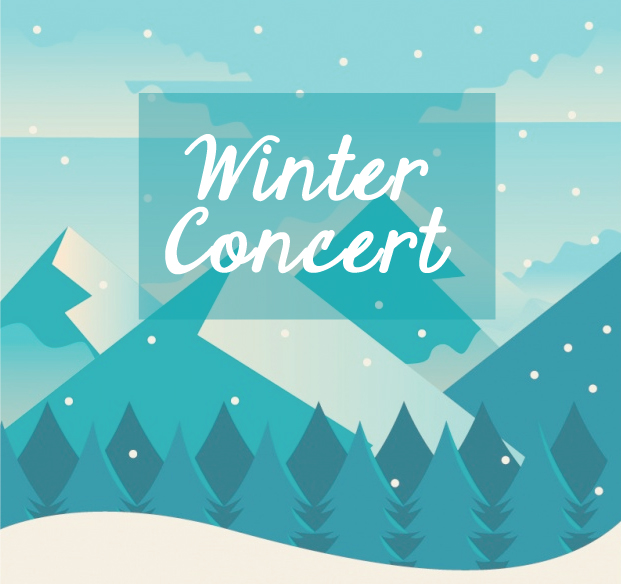 WINTER CONCERT   SKYLINE COLLEGE AUDITORIUM Sunday December 3, at 5 pm  This will be a musical extravaganza! There will be over 100 students participating, featuring Highlands Christian School's Orchestra, Middle School Choir and the Honor Choir!  All are welcome! Free Admission.