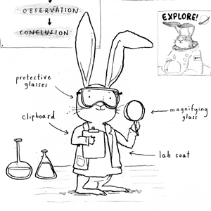 Charlotte the scientist