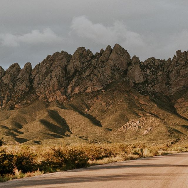 The mountains of New Mexico are calling me...loudly.