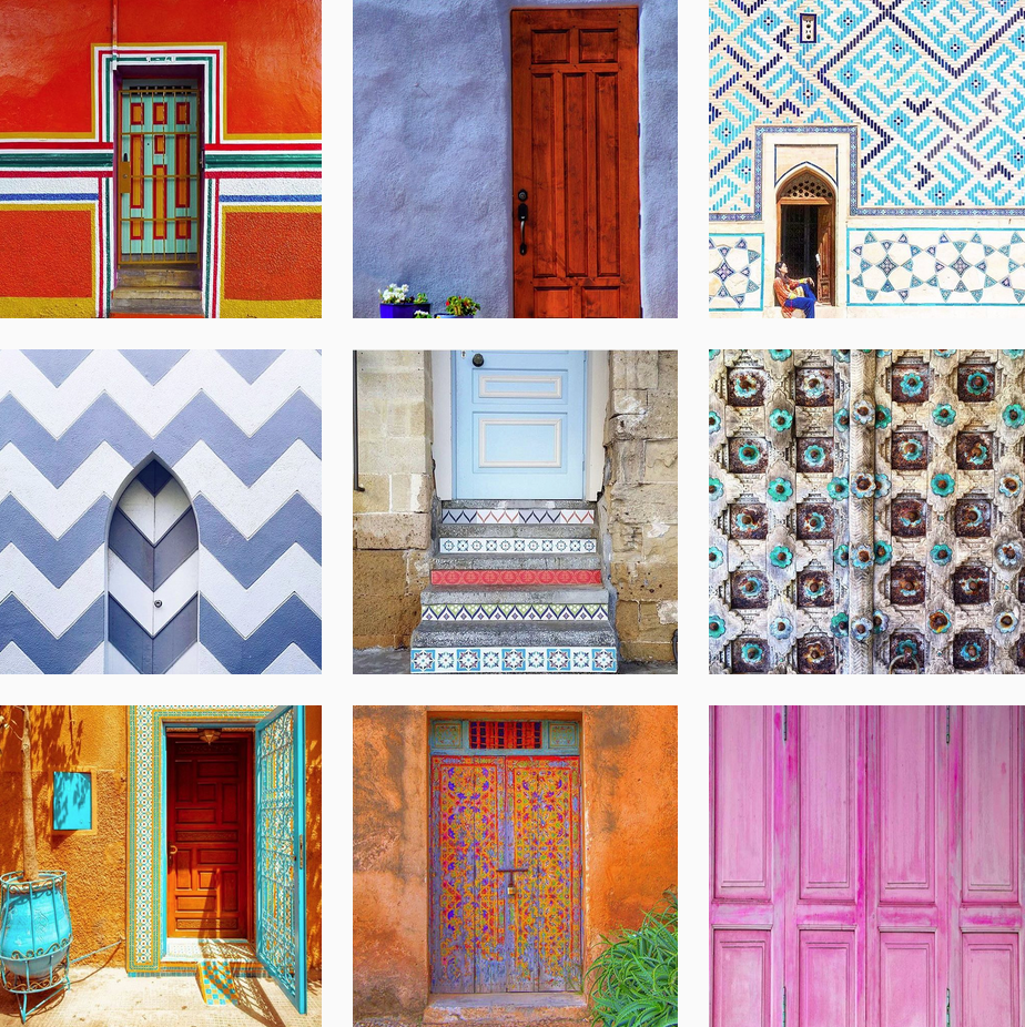 Inspirational Houses on Instagram