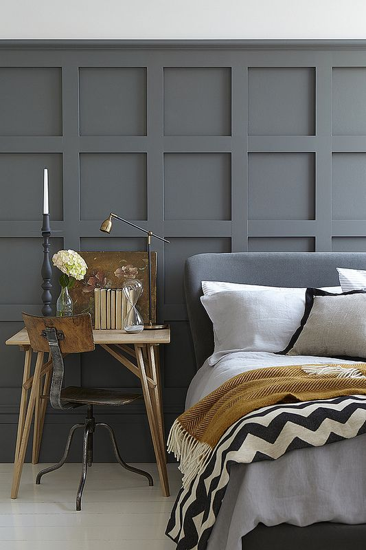 Colours that go with grey interiors