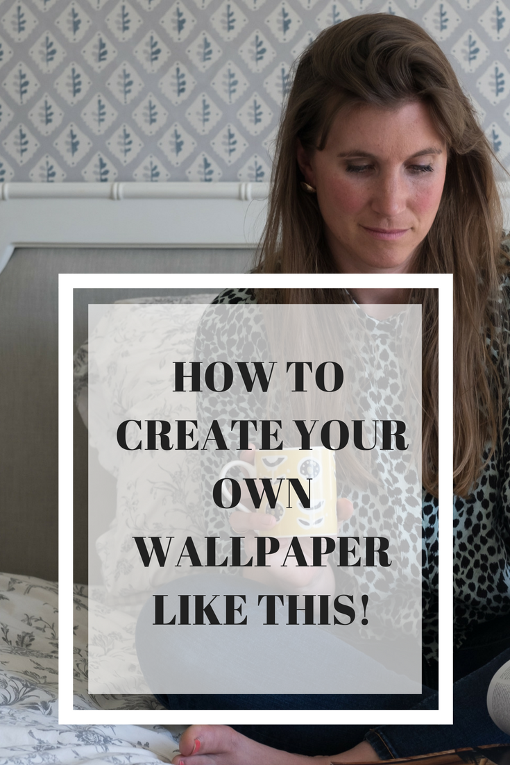 How to create your own wallpaper design
