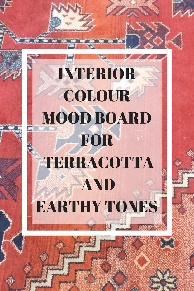 Camilla Pearl Colour Mood Board