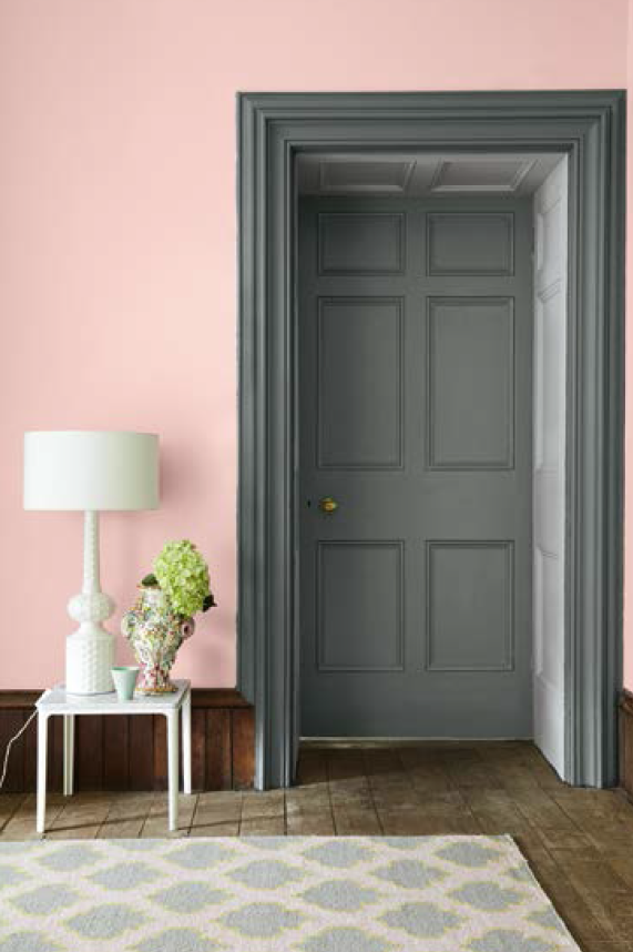 Little Greene paint colour ideas Camilla pearl Blog