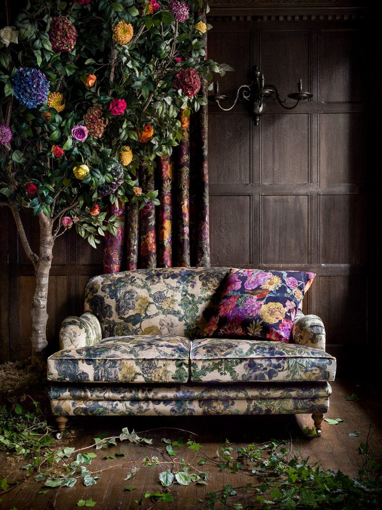 Image by Liberty London - The Secret Garden Collection