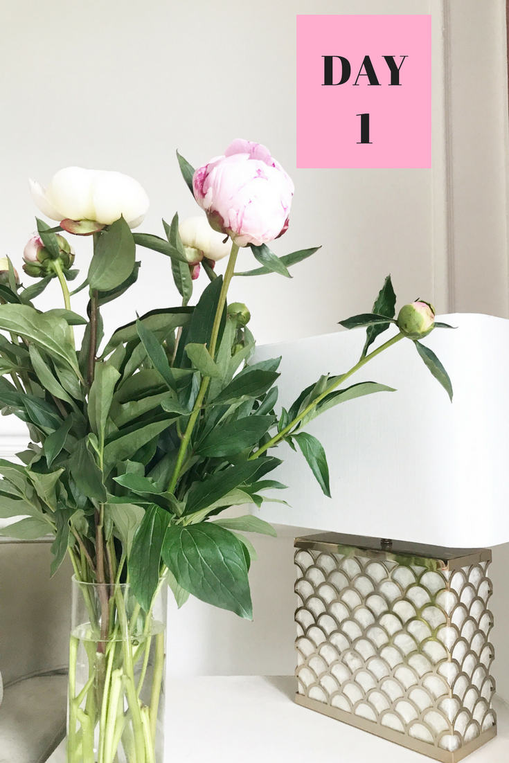 How to keep your flowers fresh by Camilla Pearl blog with Freddie's Flowers.