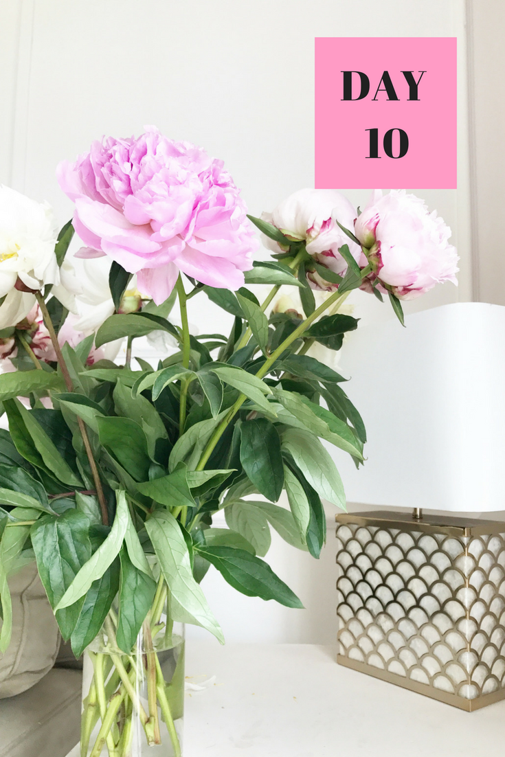 At home with Camilla Pearl and Freddies Flowers.  How to look after fresh flowers and how much do you spend on yur flowers at home?