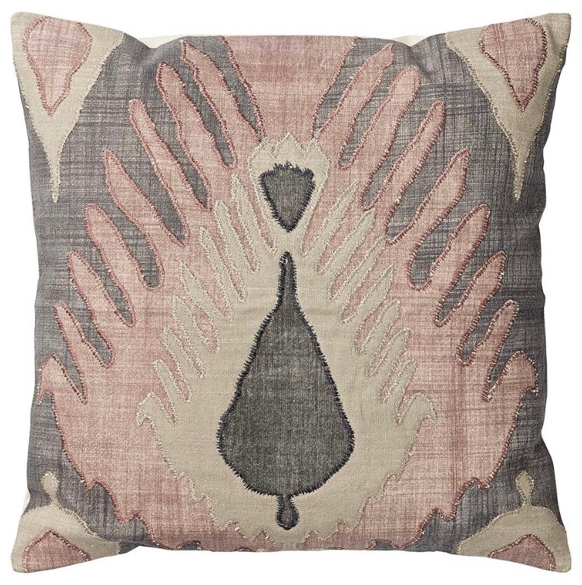 Sweetpea & Willow cushions - perfect cushions for beige and grey interiors.