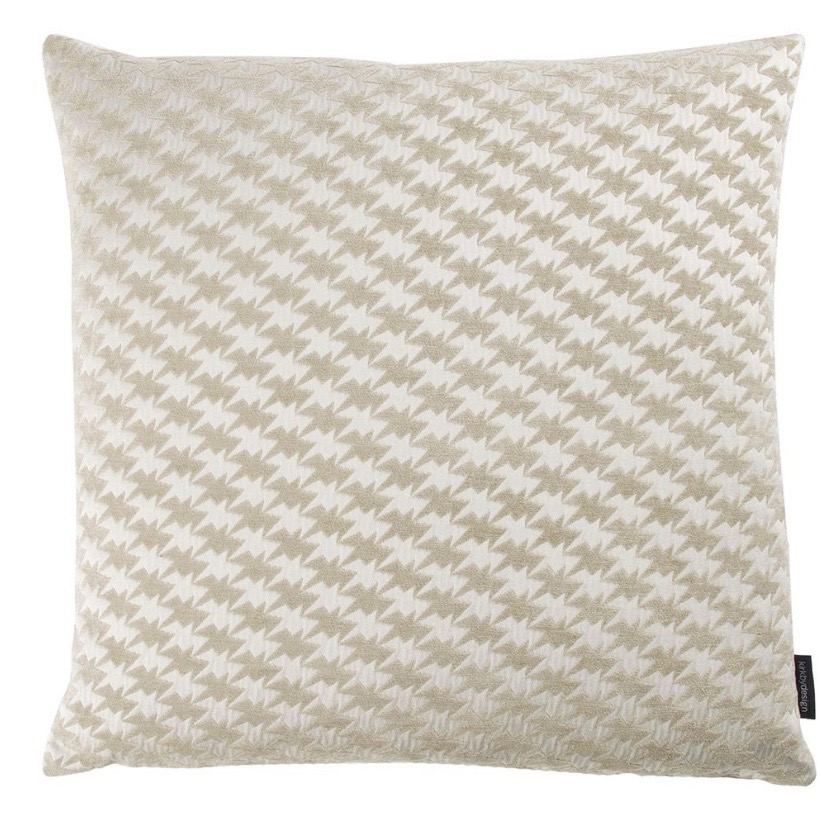 Cushion by Sweetpea and Willow - cushions perfect to match with grey and beige interior design.