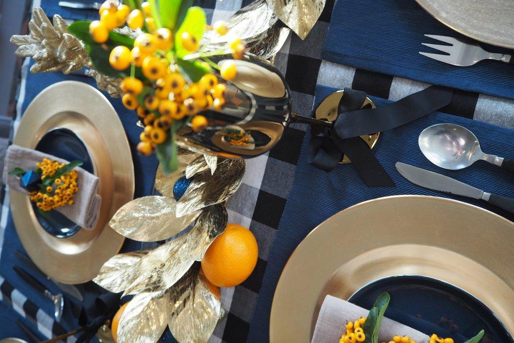 Camilla Pearl Christmas table decor ideas and inspiration