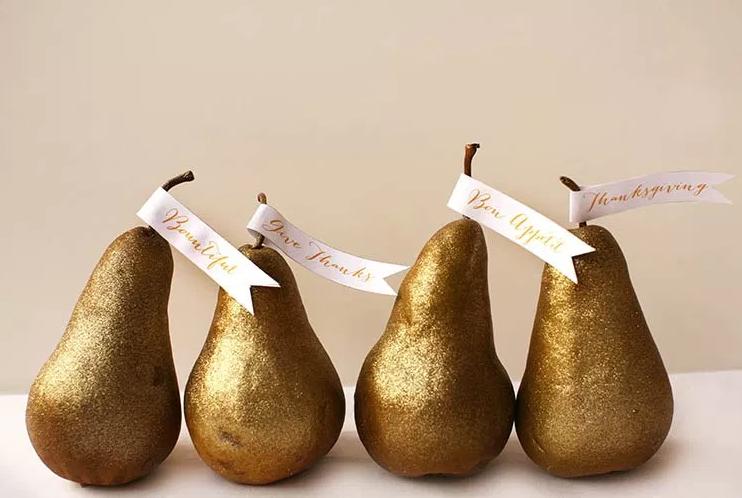 Pear DIY byFreutcake