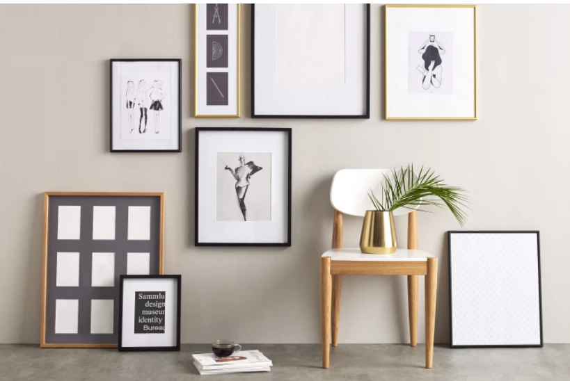 MADE.COM frames and picture frames for art
