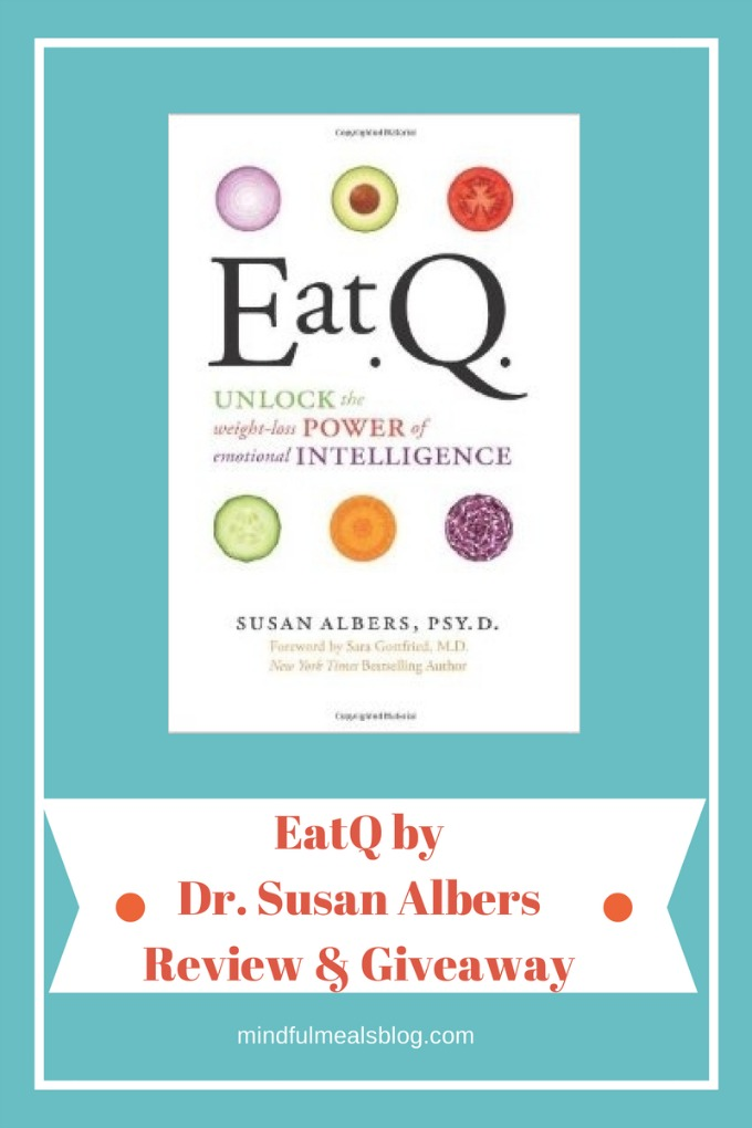 EatQ Book Review + Giveaway