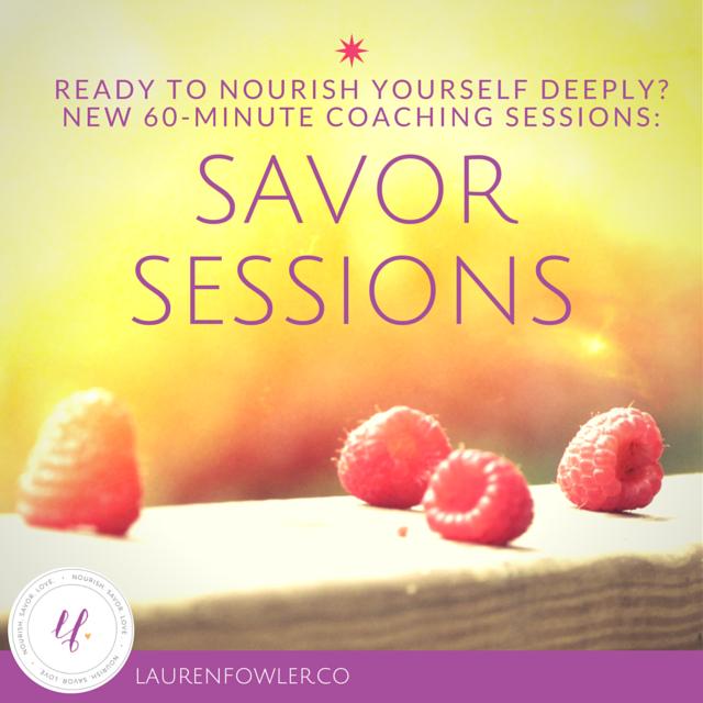 Savor Sessions