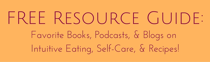 Free Resource Guide: Favorite Books