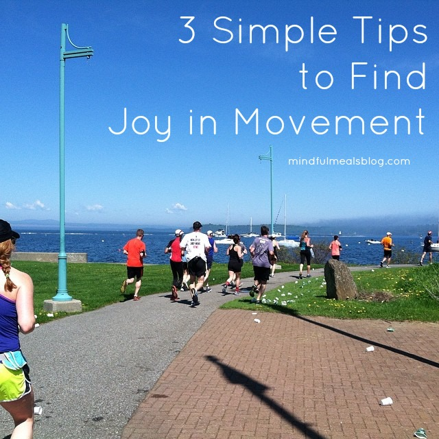 3 tips to find joy in movement
