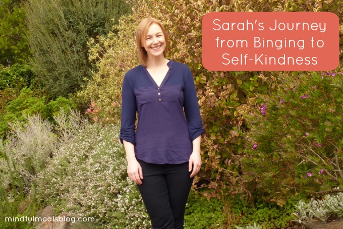 Sarah's Journey from Binging to Self-Kindness: Mind-Body Transformation