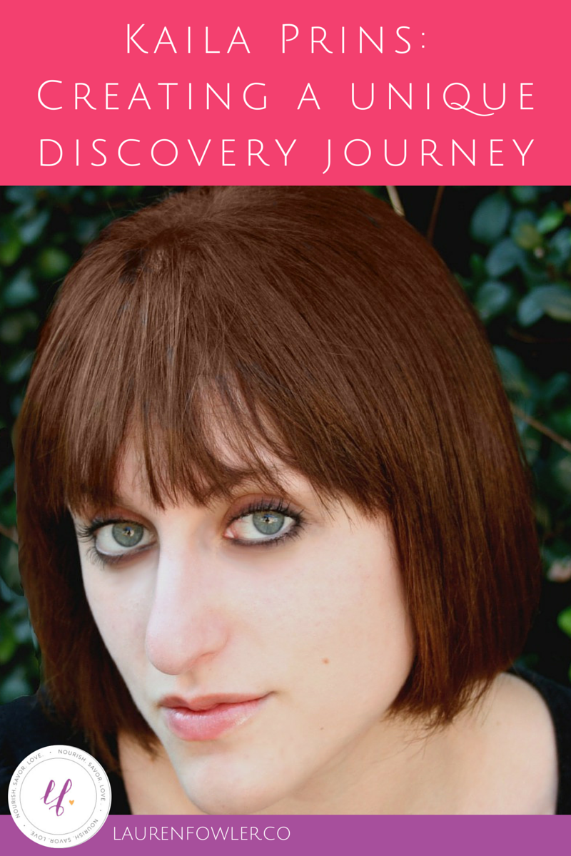 Kaila Prins: Creating a Unique Discovery Journey (interview)