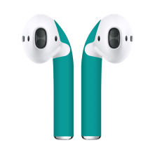 Deep Teal AirPod Skins