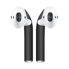 Piano Black AirPod Skins