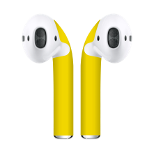 Yellow AirPod Skins