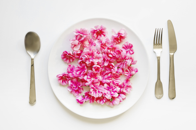 Plates, Cutlery & Trays -