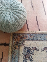 Carpets, pillows, Aisle Runners & blankets  -