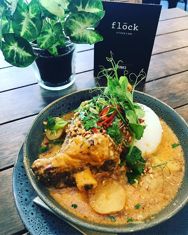 Mary had a little lamb. No surcharge over Easter weekend 🐰 #massamancurry #lambshank