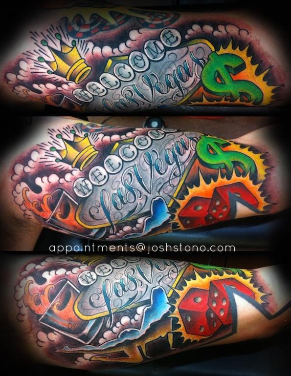 Best las vegas tattoos joshstono com for Las vegas tattoo