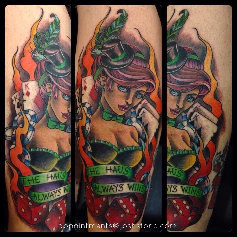 Best las vegas tattoos joshstono com for Square city tattoo