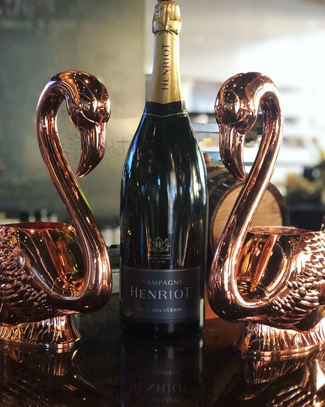 Catalyst will be closed tonight, Saturday 12/8 for a private event. We are now taking NYE reservations for our dining room four course prix-fixe menu! We will be popping bottles all night, including this 3L Henriot! Call us to book your seat now 🍾  #catalystnye