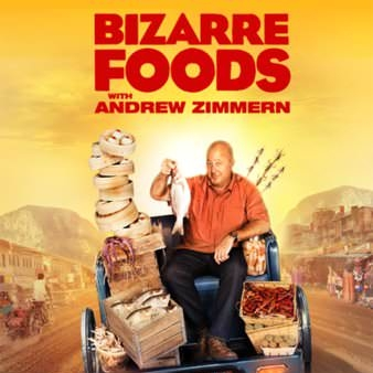 Bizarre Foods: America's First Revolution Trail