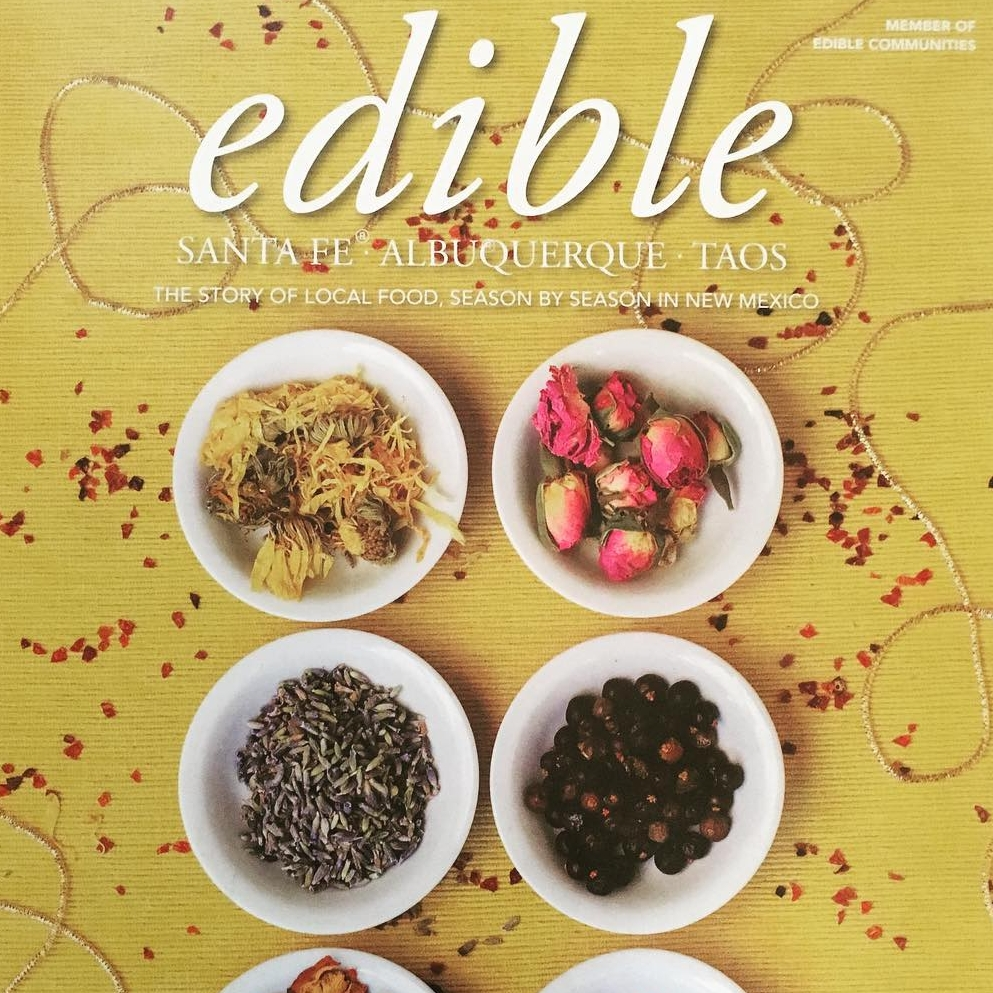 Edible Sante Fe Winter 2017