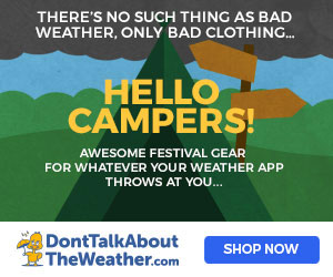 DontTalkAboutTheWeather.com banner