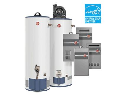 Saskatoon Water Heater, Power Vent, Batural Draft, Conventional, On Demand Water Heater