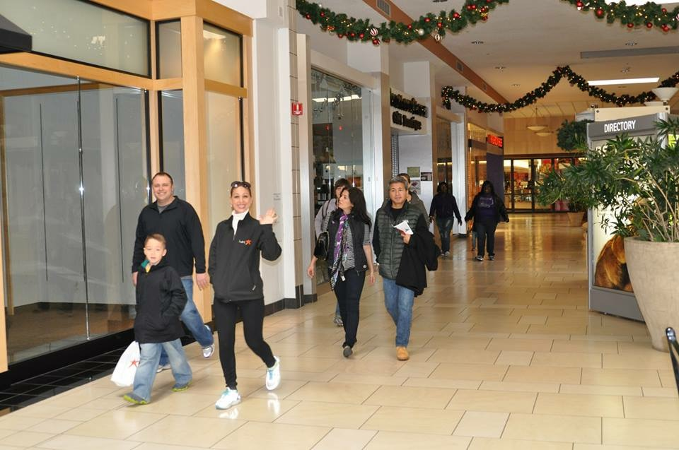 EPILEPSY STROLL AT CARY TOWN MALL, '2013